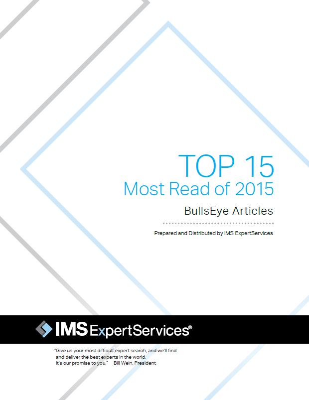 BullsEye: Top 15 Articles of 2015